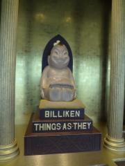 ビリケンさん